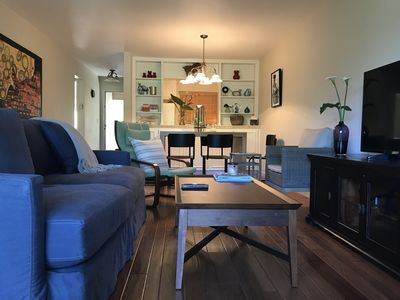 Photo for Cozy 2BR+2b Condo for Weekend Getaway/Biz Travels