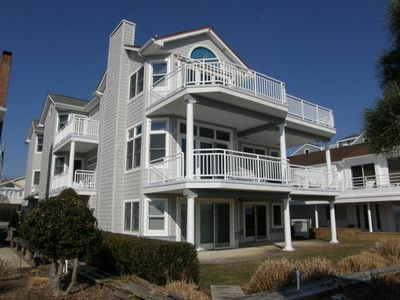 1st floor unit located beachfront in the desirable Gold coast area of Ocean City. Enjoy the cool summer evenings on the front and back decks of this wonderful property or take a walk on the famous Boardwalk only 2 blocks away.