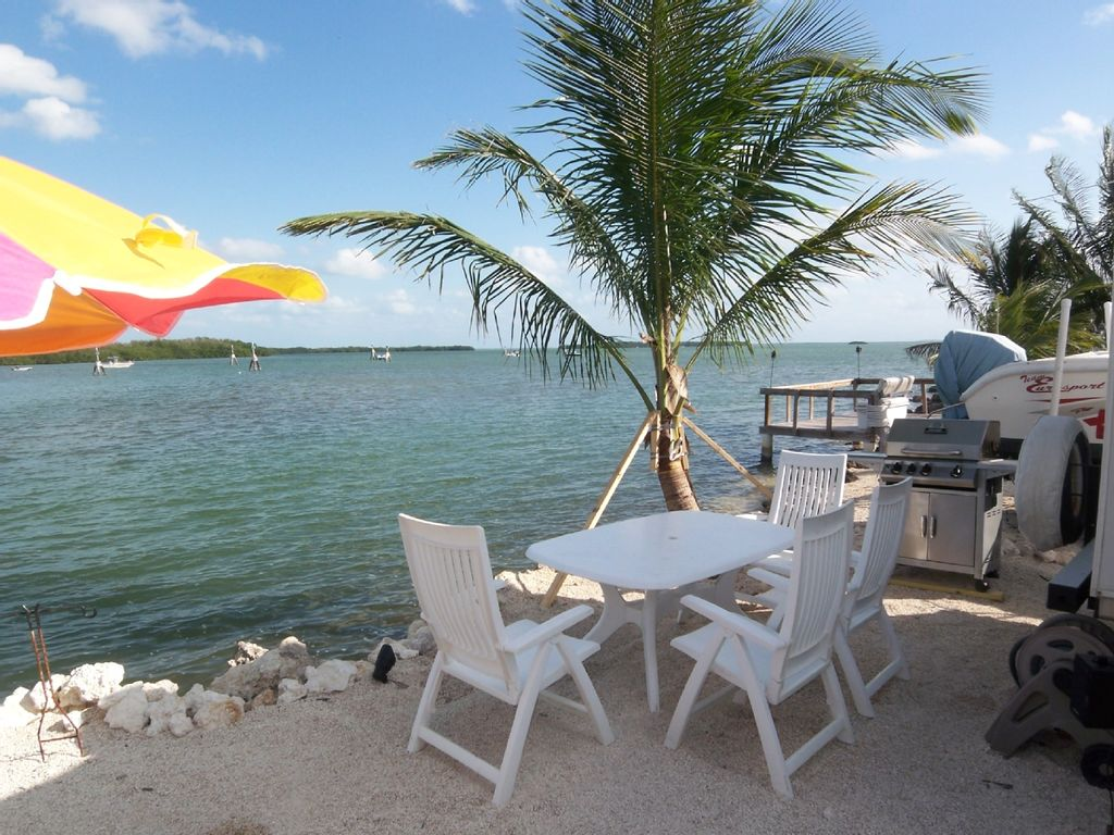Ocean Front W/ Dock, Key Largo, Florida; Pe... - HomeAway