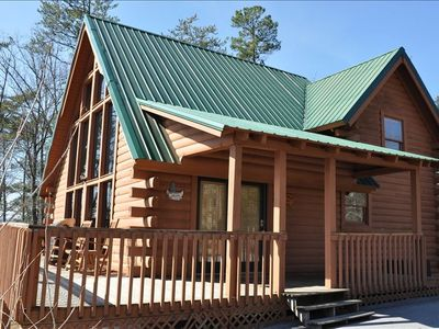 Photo for Fantastic Cabin in the Smoky Mountains of Tennessee!