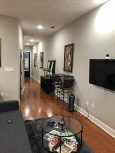 Photo for Apt in the City with amenities. Very close to downtown & Mercedes-Benz Stadium