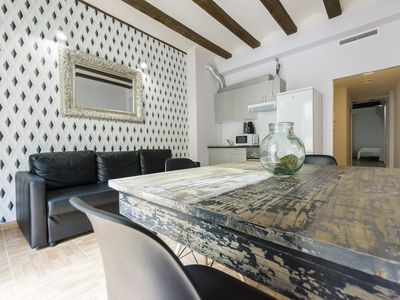 Photo for kirei Apartment San Vicente - Apartment for 6 people in Valencia