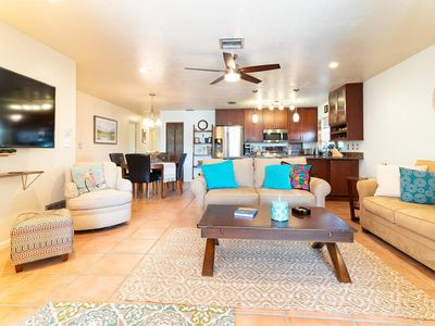 Photo for Beautiful 3BR/2BA/Screened solar-heated  to