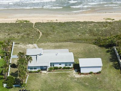 Photo for Oceanfront Home  Across from Guana State Park