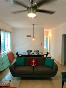Photo for White Shell Beach House, walking distance to the beach,markets & rests.!🌊🔆🛶🍹🍽🏦⛽️💊