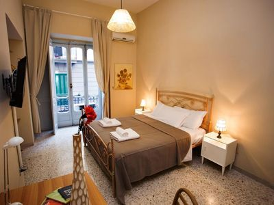 Photo for Apartment 387 m from the center of Naples with Internet, Air conditioning, Lift (993832)