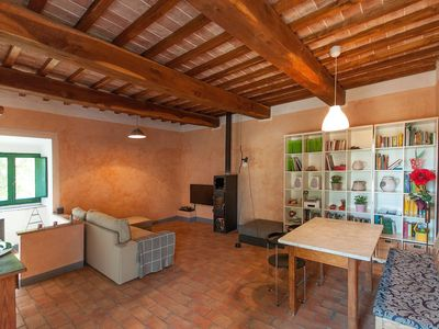 Photo for One bedroom Apartment, sleeps 4 in Tavernelle in Val di Pesa with Pool and WiFi