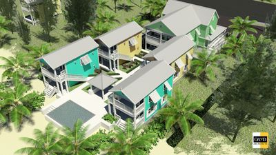 One Love at the Cottages - New Bed and Breakfast by CaymanVacation