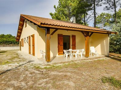 Photo for 3-bedroom villa for up to 6 people - Biscarrosse Plage