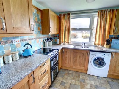 Photo for Vacation home Belgrave in Barmouth - 6 persons, 3 bedrooms