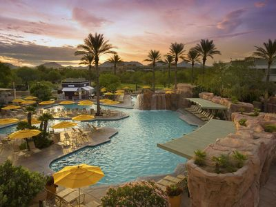 Photo for GREAT  REDUCED RATE! Marriott's Canyon Villas At Luxury Resort At J.W. Marriott