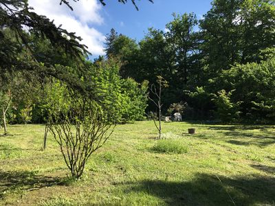 Photo for Rustic house to share in village in the heart of the Drôme Provençale
