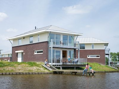 Photo for Extra luxury luxurious accommodation in the holiday park Landal Esonstad - Plenty of water sports opportunities