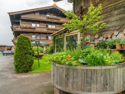 Photo for Appealing Apartment in Söll with Garden