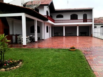 Photo for Wonderful / 3 Suites / Pool Two Lands \ WI FI \ Air Cond.- Pontal do Pr