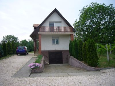 Photo for Quiet Countryside House in Tatabanya, Hungary, 3 minutes to town
