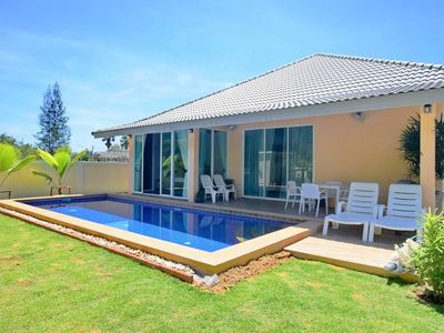 Photo for Villa Hua Hin large private pool 3 bedrooms 2 bathrooms