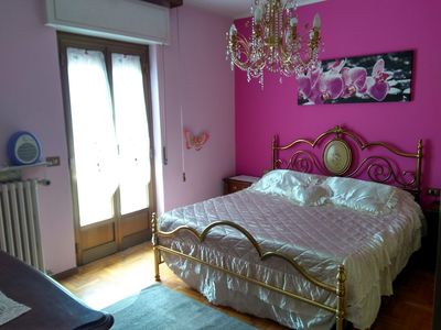 Photo for Apartment in the Orobie Bergamasche suitable for those who love animals and nature
