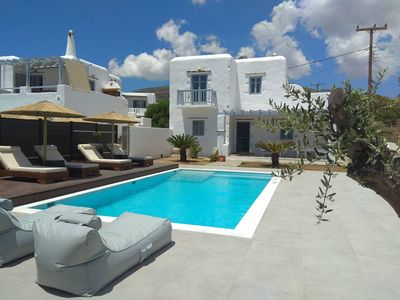 Photo for Villa Vanta II with private swimming pool.