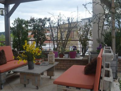 Photo for Comfortable Appartment With Roof Garden