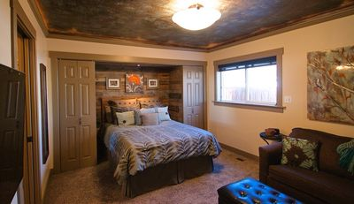 Photo for Small Luxury Apartment With Private Entrance And Hot Tub In Heart Of Wenatchee