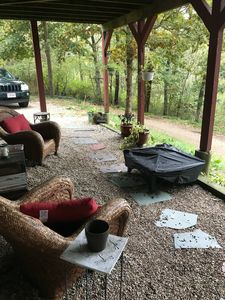 Photo for Cozy Apartment on a Private Horse Farm Near Beaches & Woodland Conservation
