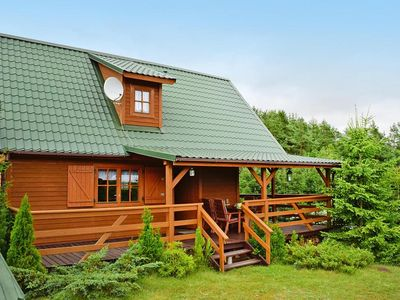 Photo for holiday home, Niesiolowice  in Kaschubische Seenplatte - 6 persons, 2 bedrooms
