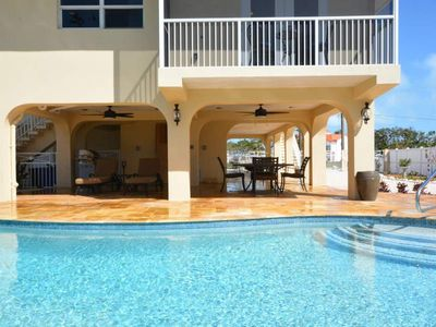 Photo for Updated Duck Key Retreat Featuring 3 Bedrooms, 3 Baths and a NEW Private Pool!