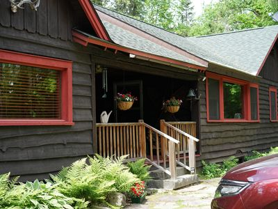 Photo for Adirondack style home in Lake Placid, NY