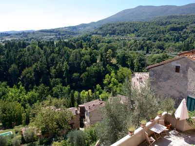 Photo for Cozy house with best view in Cetona