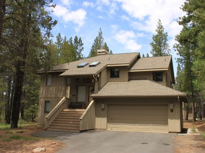 Photo for Amazing Location next to SHARC !  3 Master Suites! Beautiful private Hot Tub!