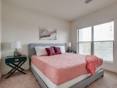 Photo for Dormigo Exciting One-Bedroom Steps from Five Points