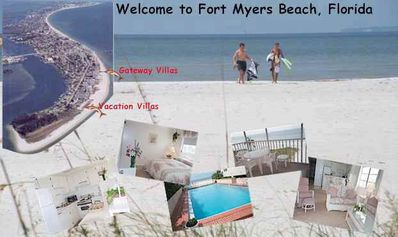 Photo for Gulf and Beach front Luxury 2bed/2bath condo on the quiet north end of Beach