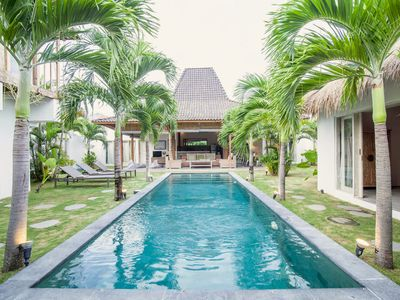 Photo for Luxuous 4BR & Pool in Oberoi Seminyak