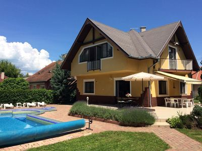 Holiday apartment with pool and children's playground