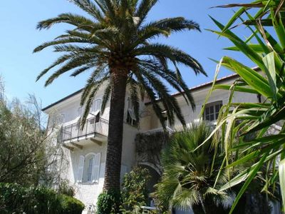 Photo for Two bedrooms Two bathrooms Swimming pool Well maintained garden and terrace