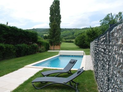Photo for Charming house in a wine village - Côte de Beaune - with garden and pool