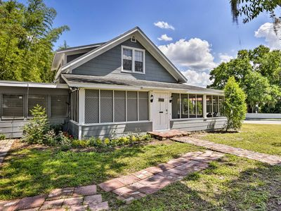 Photo for NEW! Winter Haven Family Home - Walk to 2 Lakes!