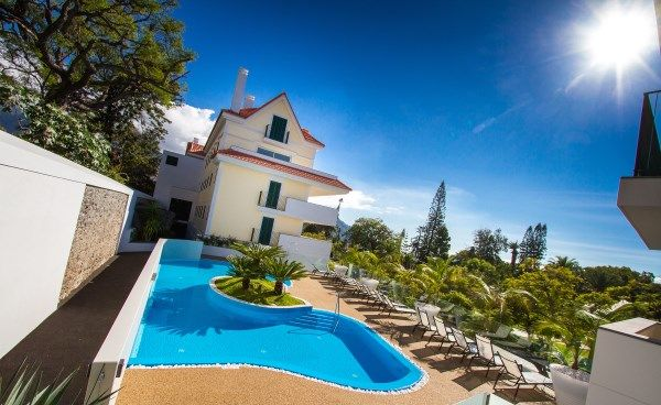 quinta vitoria 2: one of the best apartments in funchal? - 1573101