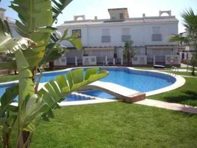 Photo for Alcossebre: apartment with wifi pool