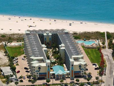 Photo for Friends and Family Gulf Getaway! Four 2BR/2BAs for 24 Guests, On the Beach, Pool