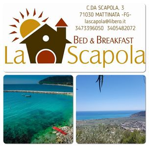 Photo for Bed and Breakfast La Scapola