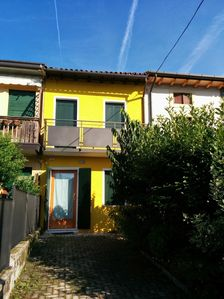 Photo for Small house overlooking the hills in Vittorio Veneto