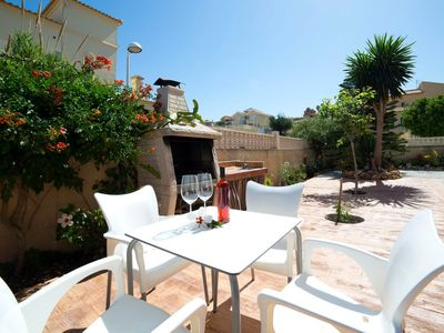 Photo for Apartment 110 m from the center of Calp with Parking, Internet, Washing machine, Pool (687889)