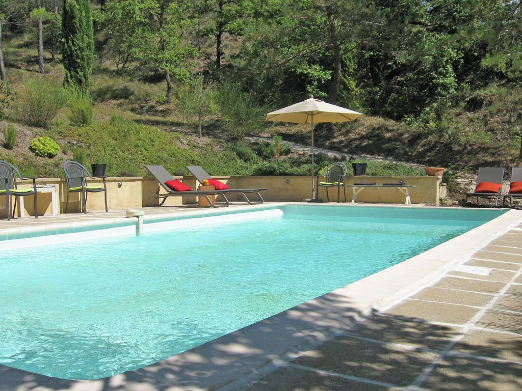 Property Image#4 Superb Private Domain With 2 Separate Accommodations And  Heated Pool