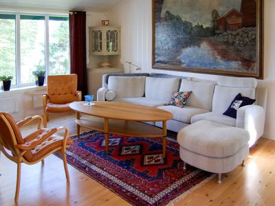 Photo for Vacation home Harge Sjöstrand (NAK053) in Hammar - 6 persons, 3 bedrooms
