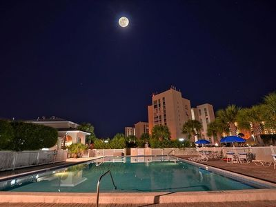 Photo for Shoreline Towers (363044) Beautiful Beachfront Condo[1,430 Sq.Ft. for Relaxation