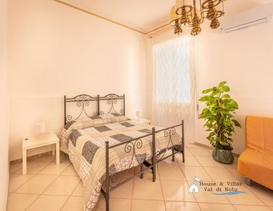 Photo for 600 meters from the sea, air conditioned, in the center, quiet neighborhood