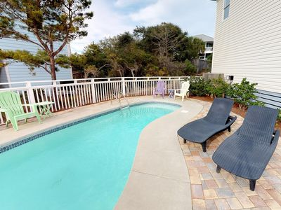Photo for Great Location on North Cape San Blas with Private Pool.