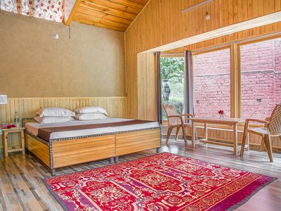 Photo for LivingStone River view Cottages in Tirthan valley